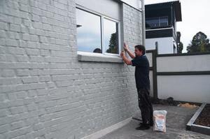 Best Way To Paint Over Brick